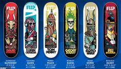 New Flip Odyssey serie by Ivan Minsloff