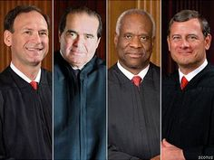 Advocate: June 27, 2015 - Why the four dissenting Supreme Court justices rejected marriage equality
