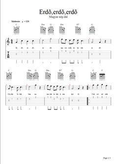 3. A hangérték elmagyarázása után egyx kis éneklés, ahol ujból megjelenik a nyújtott ritmus.