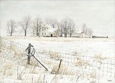 Watercolor Landscape, Watercolor Art, John Crane, Memories, Fine Art, Artist, Nature, Artwork, 30th Anniversary