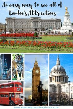 Experience London with Tripadvisor Attractions by Emma Eats & Explores