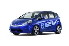 2013 Honda Fit EV Receives Best-in-Class EPA Rating of 118 MPGe!