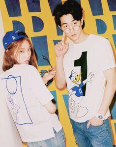 nam joo hyuk lee sung kyung ile ilgili görsel sonucu