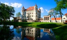 Pałac Wojanów to luksusowy kompleks zlokalizowany w murach romantycznej rezydencji dworskiej - jego powstanie datuje się na ok. 1281 rok.