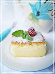 Jadło i czytadło: Magiczne ciasto budyniowe Cheesecake, Food And Drink, Sweets, Cakes, Gummi Candy, Cake Makers, Cheesecakes, Candy, Kuchen