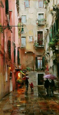 Dmitri Danish, Venice