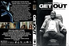 Get Out Custom DVD Cover
