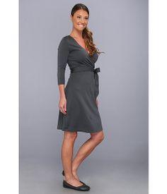 Smartwool Graphite Wrap Dress