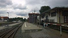 Benneckenstein Station (Bahnhof), Germany