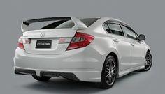 Honda Civic Tuning por Mugen. Fotos y datos técnicos.