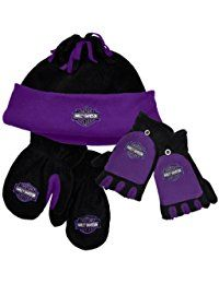 New Harley-Davidson (Girls-Kids) Harley-Davidson Girls Youth Fleece Purple Hat And Glove Set Kids online. Enjoy the absolute best in Lankey girls clothing from top store. Sku fscf88565szpk57904