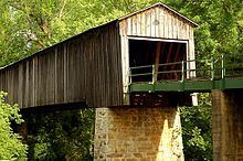 Euharlee Covered Bridge  Euharlee, Georgia  So beautiful... I breathed in history and envisioned the people who built it.