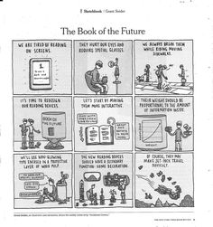 The Book of the Future
