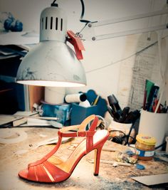 When I go to Italy one day, I am going to have a pair of custom shoes made for me!