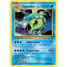 Pokemon TCG XY Evolutions Gyarados 34/108 Holo Rare Pokemon Singles Unplayed NM