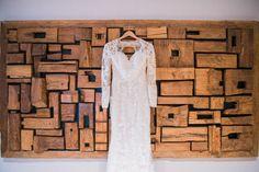 LOVE a beautiful lace gown! Photo: Mackenna Waterhouse