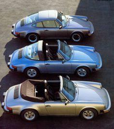 32 Amazing Photos From Vintage Porsche 911 Brochures