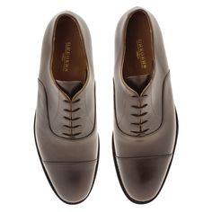 Gregers - Goodyear welted oxford cap toes. #pensko #goodyearwelted #randsydd Men's Shoes, Dress Shoes, Men Dress, Cape, Kicks, Oxford Shoes, Footwear, Fashion, Mantle