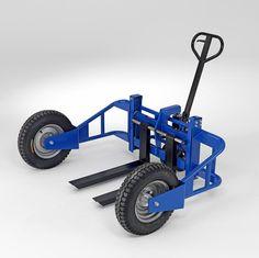 Terénní paletový vozík OFF-ROAD