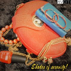 The right accessories in the right colours and the right style. Nyciti cares about your fashion needs.