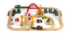 BRIO Holzeisenbahn Cargo Set Schnäppchen