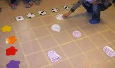naja oder so ähnlich! Auch für den wandelbaren Raster - habe ich folgendes Spiel entworfen: Schiffe versenken: Karten mit...