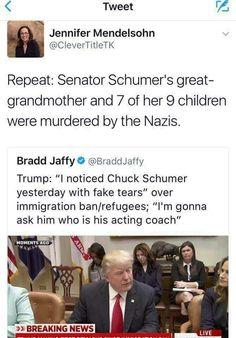 He's such an asshole