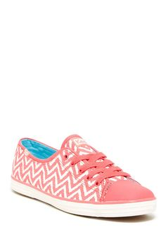 Keds Coral Chevron Sneakers