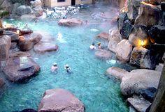 Bugok Hot Springs in South Korea