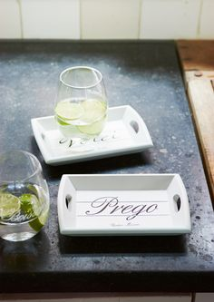 €17,95 Prego - Voici Serving Trays 2 pcs #living #interior #rivieramaison
