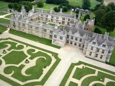 Kirby Hall. Northamptonshire. by The K Team, via Flickr