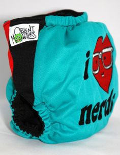 **SALE** I <3 Nerds ~ OMMO Dry ~ Snap :: Cool Beans In-stock Store