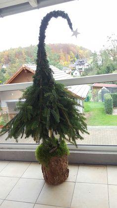 Whimsical Christmas Trees, Christmas Decorations To Make, Christmas Themes, Christmas Crafts, Winter Christmas, Winter Holidays, Cool Diy, Easy Diy, Christmas Planters