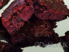 Dietitian UK: Lentil and Date Brownies 2