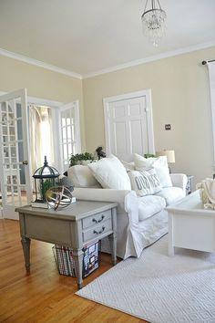 NC Rental - Sitting Room {May 2014} -