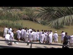 Israel, Qasr el Yahud, Place of baptism of Jesus Christ Pro Bono, Getting Pregnant, Jerusalem, Scriptures, Blessings, Jesus Christ, Israel, Cocoa, Pray