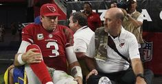Cardinals' Carson Palmer has torn ACL; will be placed on IR