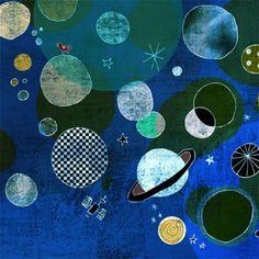 Bolygók|Schall Eszter|meska