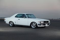 Mooneyes' 1JZ 1970 MS51 Toyota Crown Hardtop