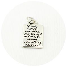 Notes from the Universe Sterling Silver Charm Bracelet – Choose Your Charms!  ***WANT WANT WANT***