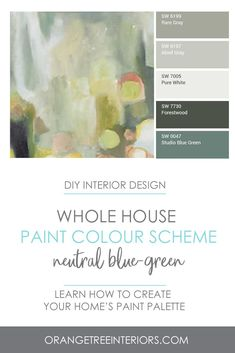 Figuring out what colours to paint your entire home can be difficult. Learn how to coordinate paint colours and create the perfect paint palette for your home by taking this online interior decorating course. Best Paint Colors, Paint Colors For Home, Paint Colours, Diy Interior, Interior Decorating, Farmhouse Light Fixtures, Farmhouse Lighting, Rooms Ideas, Interior Design Courses
