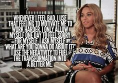 TRUE - Beyonce, quote