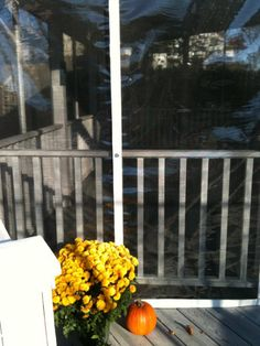 Diy How To Winterize Enclose Your Porch With Clear