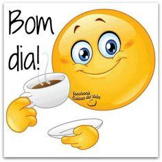 Bom dia! #frases bom dia bom dia simples cafe