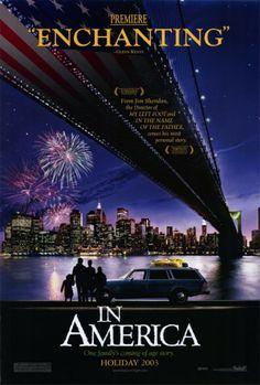 Affiche du film In America