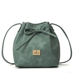 59223c39e69e Women Bags All Seasons PU Shoulder Bag for Outdoor Green Blushing Pink