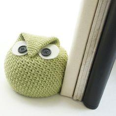 Crochet Chubby Owl Family - Knitting Patterns and Crochet Patterns from KnitPicks.com