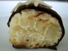 Cheesecake Truffles