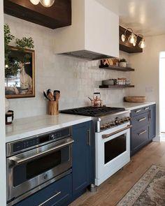 White Galley Kitchens, Galley Kitchen Design, Galley Kitchen Remodel, New Kitchen, Home Kitchens, Kitchen Remodeling, Ikea Galley Kitchen, Ikea Kitchens, Kitchen Soffit