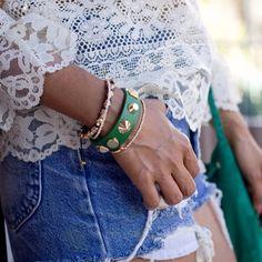Pretty bracelets!
